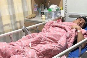Vụ nổ ở Hàn Quốc: Đại diện Đại sứ quán thăm hỏi người bị thương