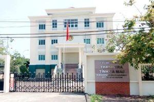 UBND tỉnh Cà Mau yêu cầu làm rõ các nội dung về quản lý sử dụng đất đai