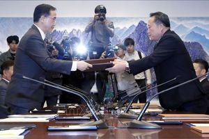 Seoul, Bình Nhưỡng sẽ tiến hành khảo sát dự án hiện đại hóa tuyến đường bộ