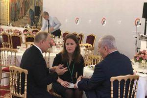 Thủ tướng Israel lần đầu gặp ông Putin sau khi S-300 chuyển đến Syria