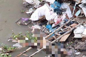 Hải Phòng: Điều tra vụ thi thể nam giới không còn nguyên vẹn trôi trên sông