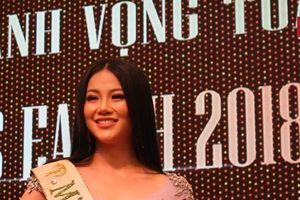 Hoa hậu Phương Khánh: BTC chưa cho phép mang vương miện về Việt Nam