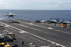 Nguyên nhân có thể khiến máy bay F/A-18 của Mỹ rơi xuống biển Philippines