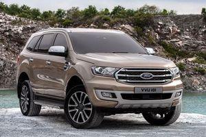 10 điều cần biết trước khi mua xe Ford Everest 2018