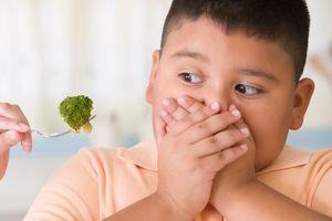 Báo động gia tăng trẻ em béo phì