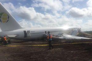 Máy bay Boeing của Jamaica gặp sự cố phải hạ cánh khẩn cấp