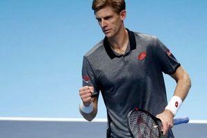 Khai mạc ATP Finals: Anderson đòi nợ thành công Thiem sau loạt tie-break siêu kịch tính