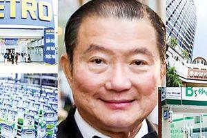 Những tỷ phú tài năng Thái Lan: 'Bố già' M&A