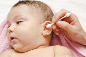 Dinh dưỡng cho trẻ bị viêm tai giữa để bé nhanh khỏi, không tái phát