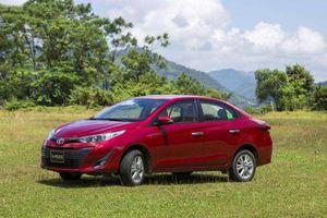 Toyota Vios 2018 đốn tim khách hàng nhờ gói ưu đãi khủng