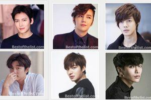 Bình chọn 51 nam diễn viên đẹp trai nhất Hàn Quốc 2018: Toàn cực phẩm, không thể bỏ qua