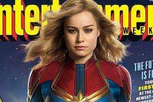 Trailer mới của 'Captain Marvel' sẽ ra mắt tại Brazil Comic Con?