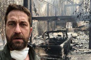 Sao Hollywood 'khóc ròng' khi nhà cửa bị thiêu rụi do cháy rừng khủng khiếp ở California