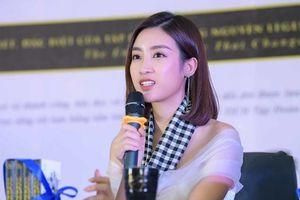 Hành trình chinh phục hai cuộc thi hoa hậu của Đỗ Mỹ Linh khiến sinh viên 'bái phục'