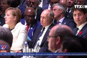Diễn đàn Hòa bình Paris đề cao chủ nghĩa đa phương