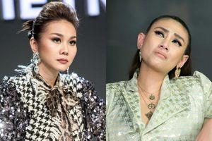 The Face 2018: Bị Thanh Hằng thẳng tay loại thí sinh nhưng chưa hết tại tập 6 Võ Hoàng Yến còn bị vòng 2 ngấn mỡ