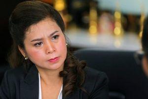 Tòa phúc thẩm yêu cầu bà Lê Hoàng Diệp Thảo trả lại 12 con dấu cho Trung Nguyên