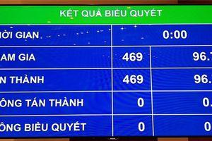 Việt Nam chính thức phê chuẩn Hiệp định CPTPP
