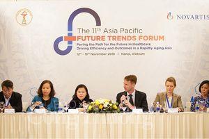 Diễn đàn Y tế tương lai khu vực châu Á- Thái Bình Dương