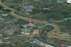 Thanh Hóa: Dự án Khu đô thị mới dọc Đại lộ Nam sông Mã đã có chủ!