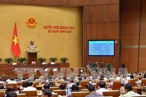 Thông qua Nghị quyết điều chỉnh kế hoạch đầu tư công trung hạn giai đoạn 2016 – 2020