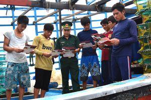Khắc phục 'thẻ vàng' thủy sản của EC: Mạnh tay xử lý tàu cá vi phạm