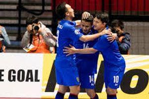 Giải Futsal Đông Nam Á 2018: Thái Lan vô địch, Việt Nam xếp hạng 4