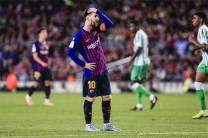 Barcelona thua sốc trên sân nhà, Real Madrid tiếp tục thăng hoa