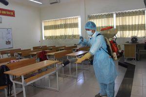 Diễn tập xử lý ngộ độc thực phẩm tại quân Nam Từ Liêm