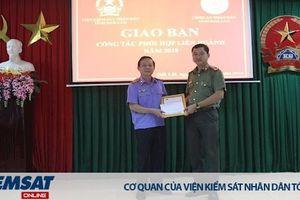 VKSND tỉnh Đắk Lắk: Giám đốc Công an tỉnh gửi thư cảm ơn