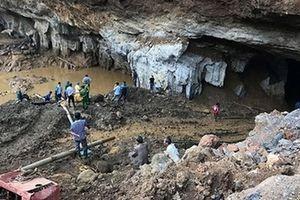 Sập hầm khai thác vàng 'chui', cần làm rõ trách nhiệm chính quyền địa phương