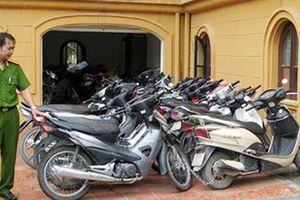 Tìm bị hại của 5 xe máy