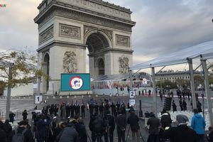 Pháp kỷ niệm chính thức 100 năm kết thúc chiến tranh thế giới thứ nhất