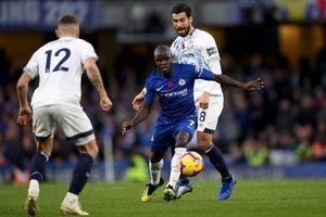 Hàng công bất lực, Chelsea bị Everton cầm hòa
