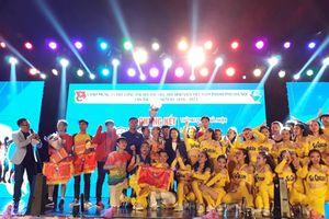 CLB Cầu Vồng giành giải Nhất Liên hoan Dân vũ Quốc tế