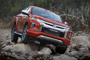 Mitsubishi Triton bản nâng cấp có gì khác biệt?