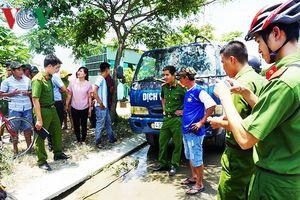 Phạt gần 400 triệu đồng hành vi xả thải xuống cống ở Đà Nẵng