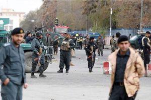 Nổ lớn gần Bộ Ngoại giao, phủ Tổng thống Afghanistan