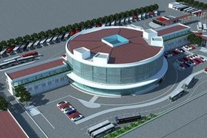 Bộ Giao thông vận tải không ủng hộ Hà Nội xây bến xe Yên Sở