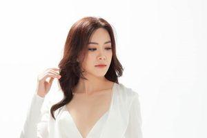 Người đẹp Hà Thanh Vân quyến rũ trong loạt hình mới