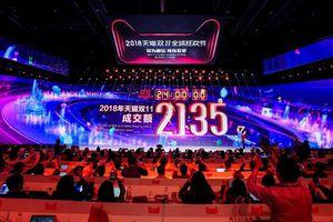Alibaba đạt doanh thu kỷ lục trong ngày Lễ độc thân