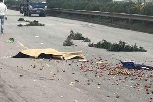 Hải Dương: Xe tải mất lái đâm phụ nữ tử vong