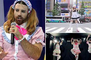 Hiện tượng 'quý bà râu' ở Nhật Bản