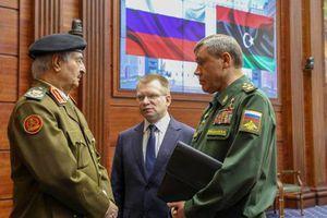 'Góc khuất' cuộc chiến Libya: Khó đoán tín hiệu mạnh của Nga?