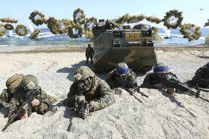 Triều Tiên chỉ trích tập trận chung của Mỹ - Hàn Quốc