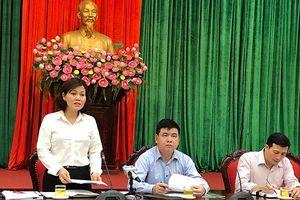 Long Biên (Hà Nội): Lãnh đạo quận, phường sử dụng tốt máy tính bảng trong quản lý, điều hành