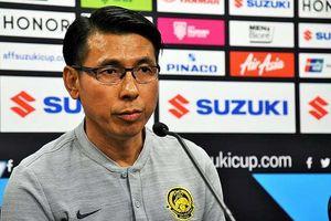 HLV Malaysia mạnh miệng thách thức đội tuyển Việt Nam