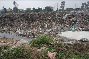 Phố phường Thành Nam ngập tràn rác thải