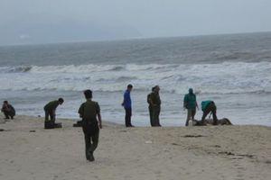Phát hiện thi thể thiếu nữ tại bờ biển Quỳnh Lưu