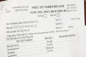 Công an Cần Thơ thông tin việc 'bắt giữ đạo diễn Quốc Việt'